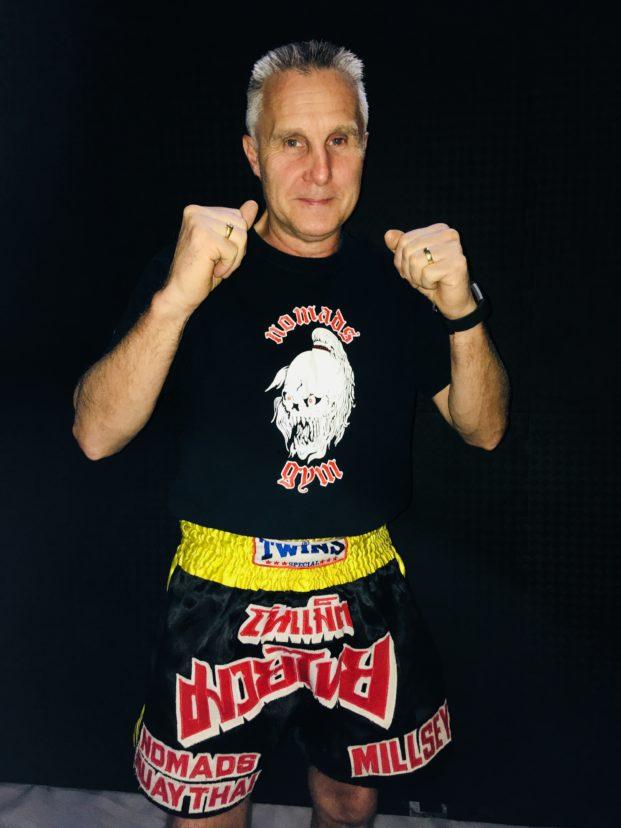 Steve Mills - Nomads Gym